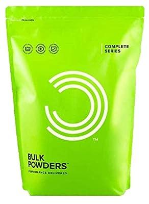 Bulk Powders Complete Mass High Calorie Weight Gain Protein Shake Powder from Bulk Powders