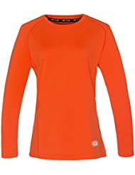 Time to Run Favourite Haut tee-shirt de running préféré à manches longues pour femmes