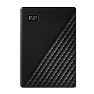 WD My Passport: externe Festplatte 5 TB, 2,5 Zoll