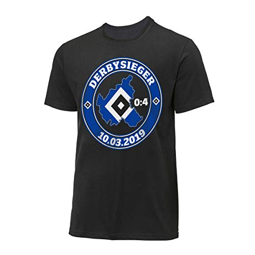 HSV Hamburger SV Shirt/T-Shirt ** Derbysieger ** 24986