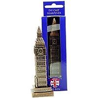 Unique Diecast Die Cast Metal London Big Ben Elizabeth Tower / London Clocktower Parliament Westminster Pencil Sharpener, a Truly Original Souvenir!