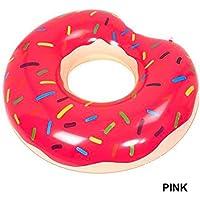 papaxiong Inflable Donut tubo piscina flotador playa juguete lilo natación anillo grande suma