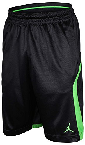 Nike Air Jordan Flight Knit Basketball Shorts 846753, Nike Air Jordan Flight Knit Basketball Shorts 8467, Schwarz, 886737711637