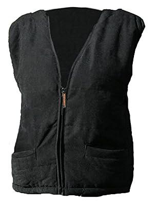 Warmawear beheizbare Herrenweste, Schwarz von Primrose bei Outdoor Shop