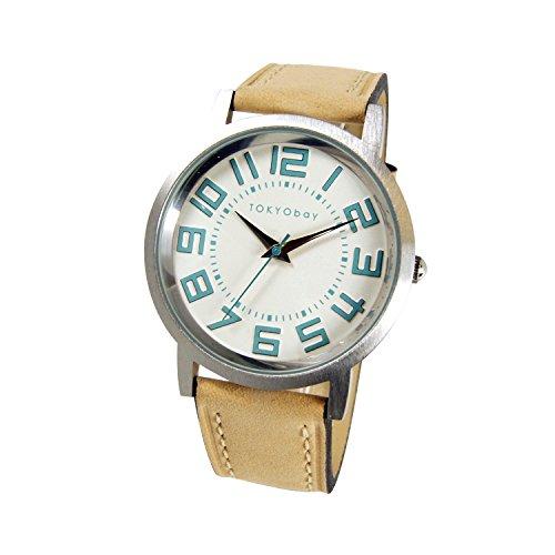 tokyobay-track-large-watch-beige