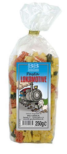 "Preisvergleich Produktbild Bunte Eisenbahn-Nudeln ""Pasta Lokomotive"""