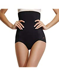 cbc97cc030 Joyshaper High Waisted Knickers Women Tummy Control Slimming Butt Lifter  Panties Hip Enhancer Body Shaper Shapewear