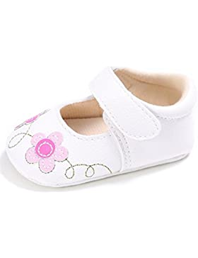 hunpta niña carta zapatos Casual flores zapatos Sneaker suela suave antideslizante infantil