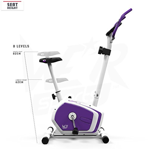 WE R Sports vibexb1 Magnetischer Heimtrainer - 7
