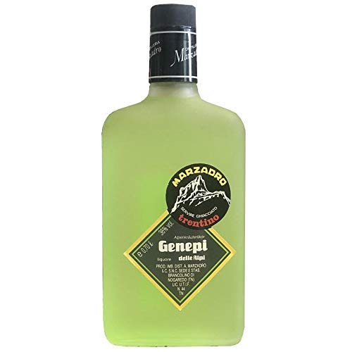 GENEPI OF THE ALPS SERVING GHIACCIATE 70 CL