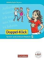 Doppel-Klick - Mittelschule Bayern: 5. Jahrgangsstufe - Schülerbuch