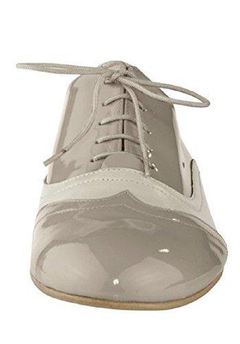 Chaussures en cuir pour femme patrizia dini Marrone (sabbia)