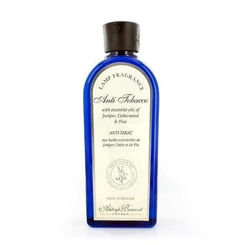 Prime Fragrance Lampe Parfum 500ml de mélange d'huiles essentielles - Anti Tabac