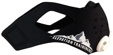 Training Mask 50-0150 Appareil d'entraînement Elevation Mas 2.0 Noir, 45 - 69.9kg