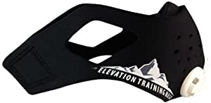 Training Mask Trainingshilfe Elevation Mas 2.0, schwarz, 45 - 69.9kg, 50-0150