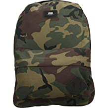Vans Old Skool II Backpack -Fall 2018- Classic Camo/Black