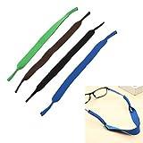 OUTERDO Sport-Brillenband Brillenkette Brillenkordel Brillenschnur Sportband fuer Brille