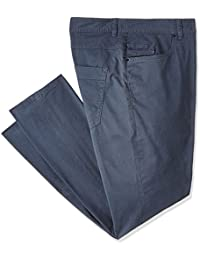 Breakbounce Men's Chinos (8907066044820_Boma_38W X 32L_Estoril Blue)