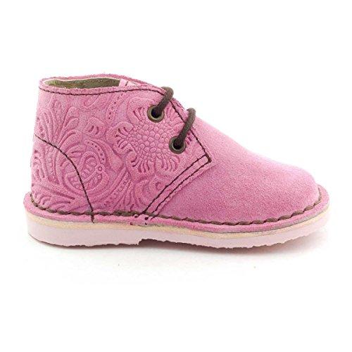 Boni Alice - chaussure fille rose Rose