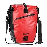 Fahrradtasche 27L Gepäckträgertasche MTB Fahrrad Hinterradtasche Anti-Riss Rücksitz Rack Tasche Wasserfest