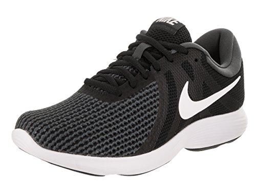 4 Nike Svart Women rxwtqYvr Revolution Antrasitt Fot Hvit Løpesko qIr7wIEa