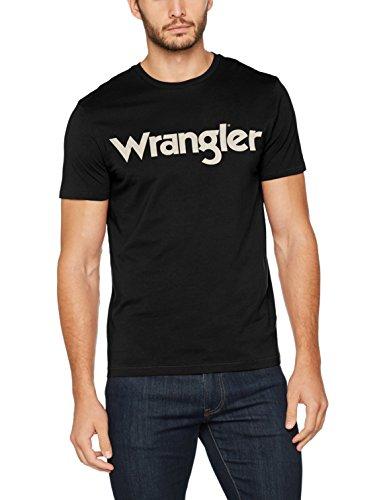 Wrangler Men's SS Logo Tee T-Shirt