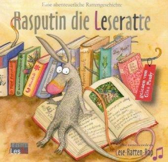 Rasputin die Leseratte: Eine abenteuerliche Rattengeschichte