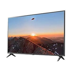 LG 108 cm (43 Inches) 4K UHD LED Smart TV 43UK6560PTC (Black) (2018 model)