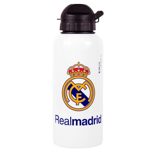 Real Madrid - Botella blanca 400ml (CYP Imports B-16-RM)