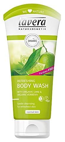 lavera Refreshing Body Wash ∙ Organic Vervain & Lime ∙ Refreshed Skin ∙ Vegan ✔ Organic Skin Care ✔ Natural & Innovative Cosmetics ✔