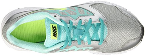 Metallic Nike Downshifter Ps Trainingsschuhe 6 M盲dchen Multicolore Clear Silver Jade Black Gs Volt 5q1nWr0fwq