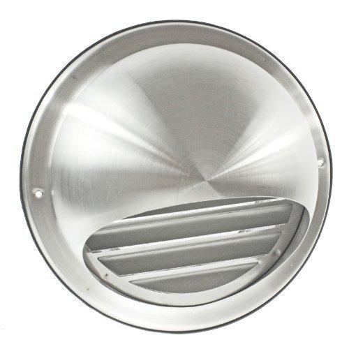 First4spares - Ventilation en acier avec filtre à insectes 12,7cm