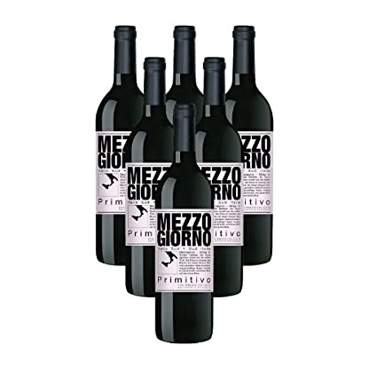 Riegel-PrimitivoMEZZOGIORNO-Puglia-IGT-2016-trocken-750-ml-Bio