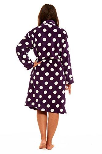 Chic-A-Mo - Robe de chambre - Femme Violet