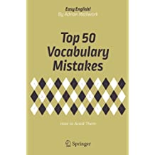 Top 50 Vocabulary Mistakes: How to Avoid Them (Easy English!)