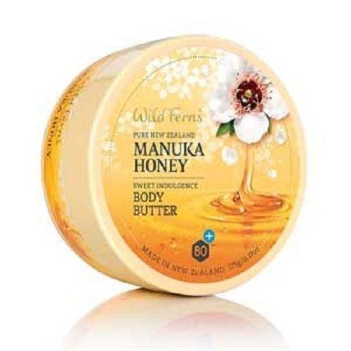 Manuka Honey Wild Ferns Sweet Indulgence Cream Body Butter by Wild Ferns