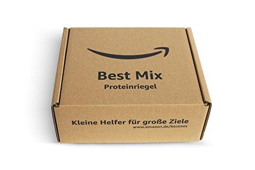Amazon Best-Mix-Box, Proteinriegel: 15 Protein-Bars unterschiedlicher Hersteller