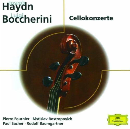 Boccherini: Cello Concerto Nr. 2 In D Major G.479 - 2. Adagio