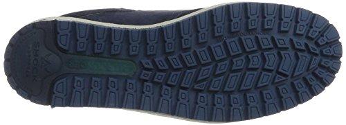 Allrounder by Mephisto Damen Otira Outdoor Fitnessschuhe Blau (DK BLUE)