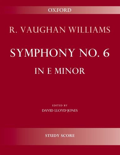 Symphony No. 6: Study score