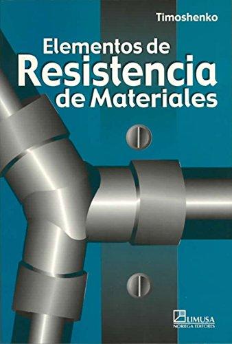 Descargar Libro Elementos de resistencia de materiales de TIMOSHENKO