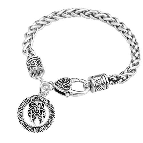 Talisman Armband Bär Pfotenklaue Charm-Armband heidnischer Schmuck ()