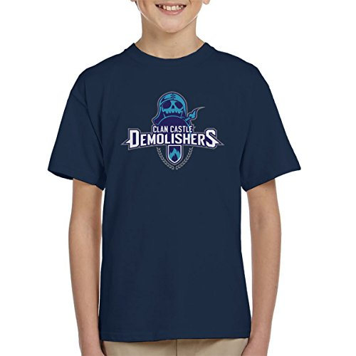 Clash Of Clans Demolishers Kid's T-Shirt
