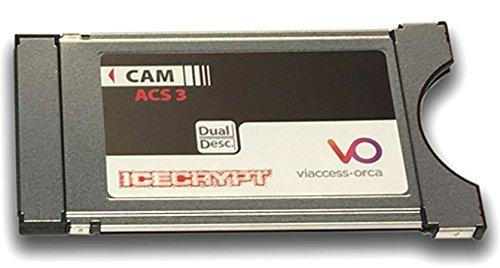 Viacess Orca CAM by Neotion für France BisTV und Orange, SRG Schweiz und Viacces Adult TV Karten