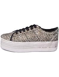 JC Play Sneaker in Tela Vintage con Platform N. 41 Bajo Coste De Envío 608Pj