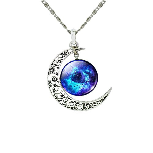 unique-design-crescent-moon-galaxy-universe-glass-cabochon-pendant-necklace-christmas-gifts-836
