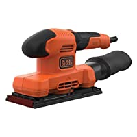 Black+Decker 1/3 Sheet Sander 150W, BEW220-GB