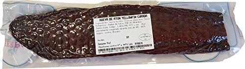 Hueva de atún yellowfin curada pieza de 200 gramos aproximadamente de Herpac botarga