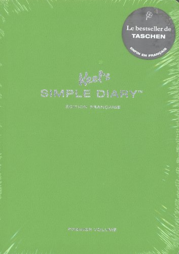 Va-Keel Simple Diary I lemon green par Philipp Keel