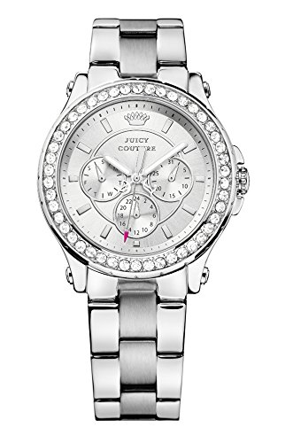juicy-couture-pedigree-womens-quartz-watch-with-silver-dial-analogue-display-and-silver-stainless-st